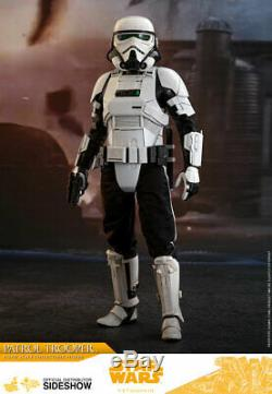 Hot Toys Patrol Trooper 1/6 Scale Figure Solo A Star Wars Story Stormtrooper