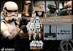 Hot Toys Remnant Stormtrooper 16 Scale Figure The Mandalorian TMS001 Sideshow