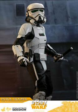 Hot Toys SOLO A Star Wars Story Patrol Trooper1/6 Scale 12 Figure 903646 MMS494