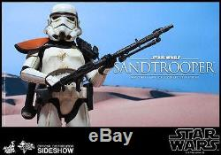 Hot Toys Sandtrooper Sixth Scale Figure Episode IV 902414 In Stock