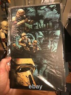 Hot Toys Shoretrooper Captain MMS 389 Star Wars Rogue One 1/6 Scale Figure