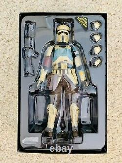 Hot Toys Shoretrooper MMS 389 Star Wars Rogue One 1/6 Scale Figure