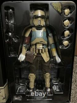 Hot Toys Shoretrooper Star Wars Rogue One 1/6 Scale Figure