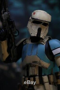 Hot Toys Shoretrooper Star Wars Rogue One 1/6 Scale Figure MMS389 Withbonus BD