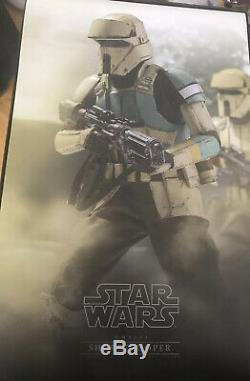 Hot Toys Shoretrooper Star Wars Rogue One Movie 1/6 Scale Figure MMS389