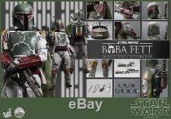 Hot Toys Sideshow 1/4 scale QS003 Star Wars Boba Fett Collectible Figure New