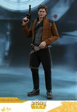 Hot Toys Solo A Star Wars Story 1/6th scale Han Solo Collectible Figure MMS491
