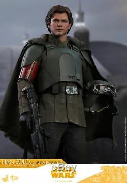 Hot Toys Solo A Star Wars Story 1/6th scale Han Solo (Mudtrooper) Figure MMS493