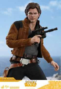 Hot Toys Solo A Star Wars Story HAN SOLO 12 Action Figure 1/6 Scale MMS491