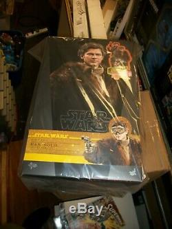 Hot Toys Solo A Star Wars Story HAN SOLO Deluxe 1/6 Scale Figure MMS492 NEW