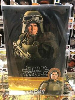 Hot Toys Solo A Star Wars Story HAN SOLO MUDTROOPER 1/6 Scale Figure MMS493 NEW