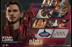 Hot Toys Star-Lord Marvel Avengers Infinity War 1/6th Scale Figure MMS539 USA