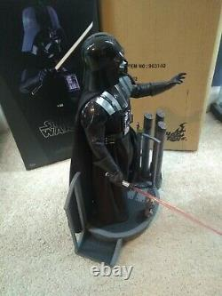 Hot Toys Star War The Empire Strikes Back Darth Vader 1/6 Scale Figure MMS452