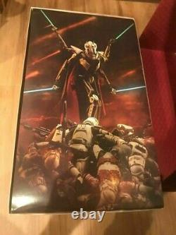 Hot Toys Star Wars 1/6 Scale Figure General Grievous Sideshow USED