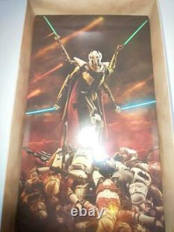 Hot Toys Star Wars 1/6 Scale Figure General Grievous Sideshow Used F/S ERMI