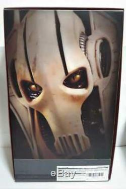 Hot Toys Star Wars 1/6 Scale Figure General Grievous Sideshow Used F/S japan