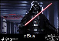 Hot Toys Star Wars A New Hope Darth Vader 1/6 Scale 12 Figure MISB In Stock