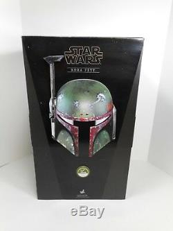 Hot Toys Star Wars Boba Fett Regular Version 14 Scale Collectible Figure Qs003