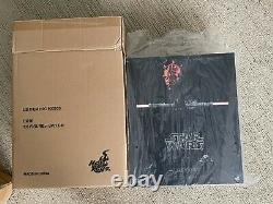 Hot Toys Star Wars DX16 Darth Maul 1/6 Scale Action Figure