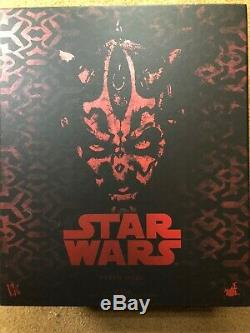 Hot Toys Star Wars Darth Maul DX16 Special Edition 1/6 Scale Figure, Exclusive