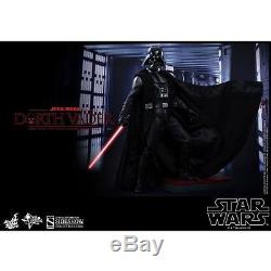 Hot Toys Star Wars Darth Vader Episode IV A New Hope 1/6 Scale Collectible Figu