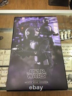 Hot Toys Star Wars Death Star Gunner 1/6th Scale Collectable Figure MMS413