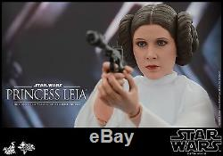 Hot Toys Star Wars Episode IV A New Hope 1/6 scale Princess Leia Figure MMS298