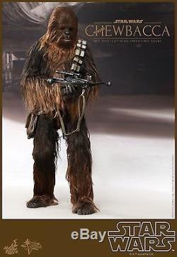 Hot Toys Star Wars Episode IV A New Hope 1/6th scale Chewbacca Figure MMS262