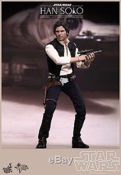 Hot Toys Star Wars Episode IV A New Hope 1/6th scale Han Solo Figure MMS261