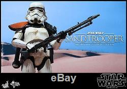 Hot Toys Star Wars Episode IV A New Hope 1/6th scale Sandtrooper Figure MMS295