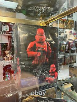 Hot Toys Star Wars Episode IX SITH JET TROOPER 1/6 Scale Figure MMS562 NEW
