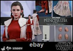 Hot Toys Star Wars Episode V Princess Leia Bespin 1/6 Scale Action Figure NEW