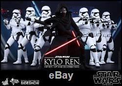 Hot Toys Star Wars Episode VII The Force Awakens Kylo Ren 1/6 Scale 12 Figure