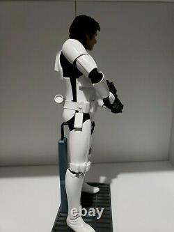 Hot Toys Star Wars Han Solo Stormtrooper Disguise Custom 1/6 Scale Figure
