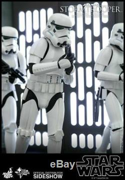 Hot Toys Star Wars MMS515 1/6 Scale Stormtrooper Deluxe Figure