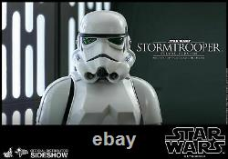 Hot Toys Star Wars MMS515 1/6 Scale Stormtrooper Deluxe Figure PLEASE READ