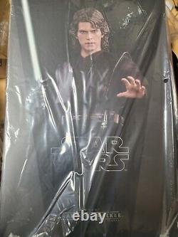 Hot Toys Star Wars Mms437 Anakin Skywalker 1/6 Scale Collectible Figure New