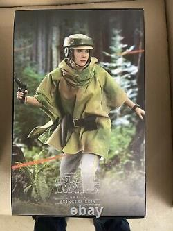 Hot Toys Star Wars Princess Leia 1/6 Scale Collectible Figure (MMS549)