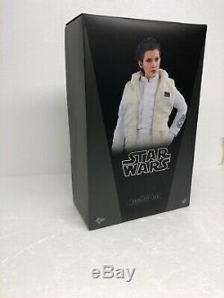 Hot Toys Star Wars Princess Leia Empire Strikes Back 1/6 Scale Figure Fisher