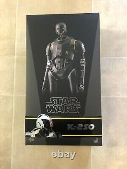 Hot Toys Star Wars Rogue One K-2SO 1/6th Scale Figure MMS406 US Seller
