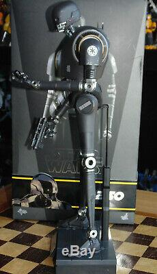 Hot Toys Star Wars Rogue One K-2SO Imperial Droid MMS406 1/6 Scale Figure