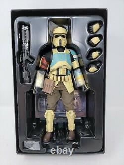 Hot Toys Star Wars Shoretrooper Rogue One Mms389 1/6 Scale Action Figure