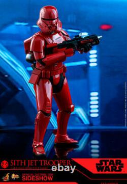 Hot Toys Star Wars Sith Jet Trooper Rise of Skywalker 1/6 Scale Action Figure