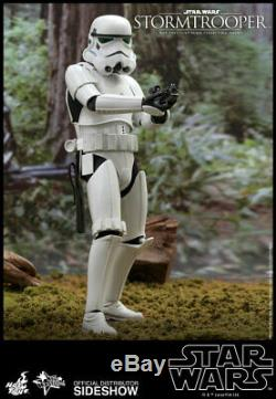 Hot Toys Star Wars Stormtrooper Sixth Scale Figure MMS514 Sideshow Classic New