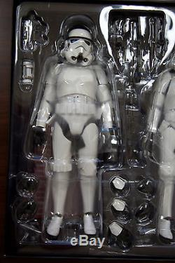 Hot Toys Star Wars Stormtroopers 1/6 Scale Figure Set Stormtrooper 12 Sideshow