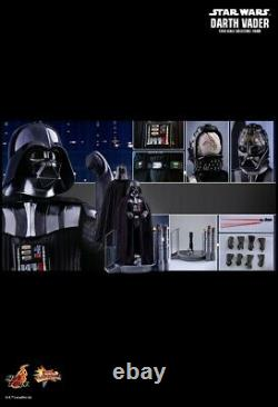 Hot Toys Star Wars The Empire Strikes Back Darth Vader 1/6 Scale Figure MMS452