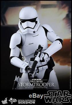 Hot Toys Star Wars The Force Awakens First Order Stormtrooper 1/6 Scale In Stock