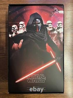 Hot Toys Star Wars The Force Awakens Kylo Ren 16 Scale Figure MMS320