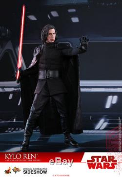Hot Toys Star Wars The Last Jedi KYLO REN Action Figure 1/6 Scale MMS438