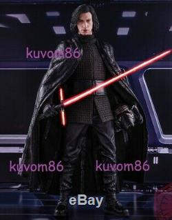 Hot Toys Star Wars The Last Jedi Kylo Ren Sixth Scale Figure